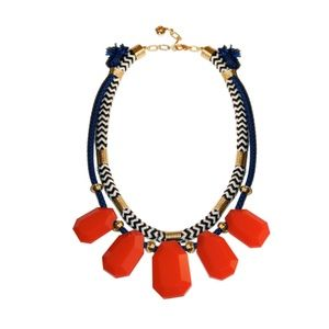 "Trina Turk Statement Necklace ""The Visionary"""